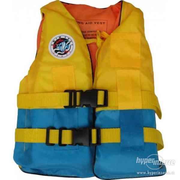 Záchranná vesta  dětská 1-2 roky