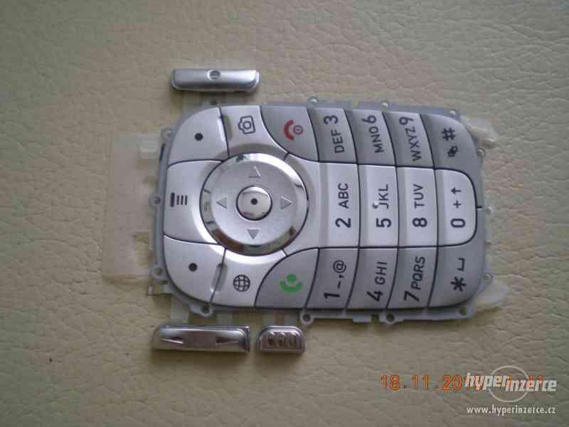 Motorola V360 - vše ORIGINÁL Motorola od 1,-Kč - foto 16