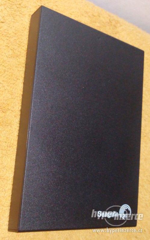 Rychlý externí HDD Seagate 1TB -slim!!! - foto 4