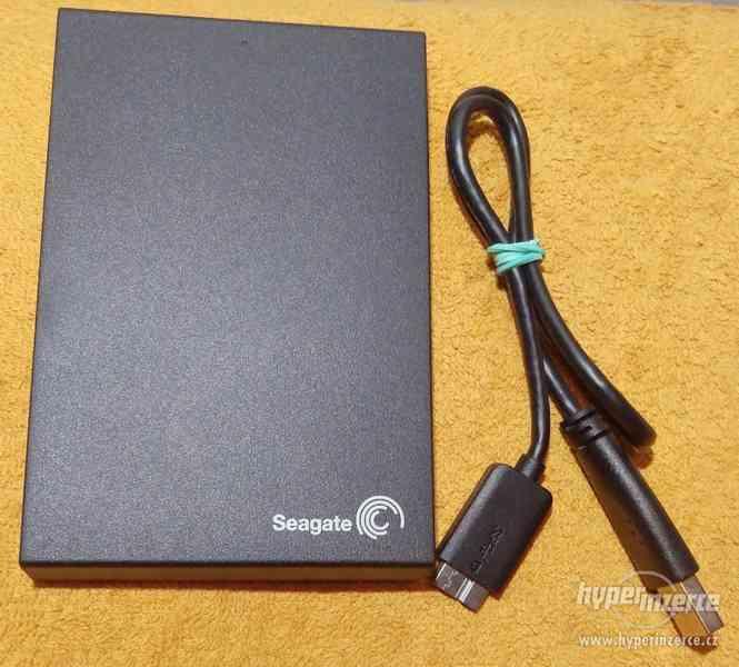 Rychlý externí HDD Seagate 1TB -slim!!! - foto 2