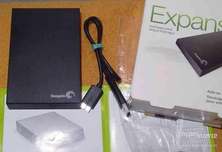 Rychlý externí HDD Seagate 1TB -slim!!! - foto 8