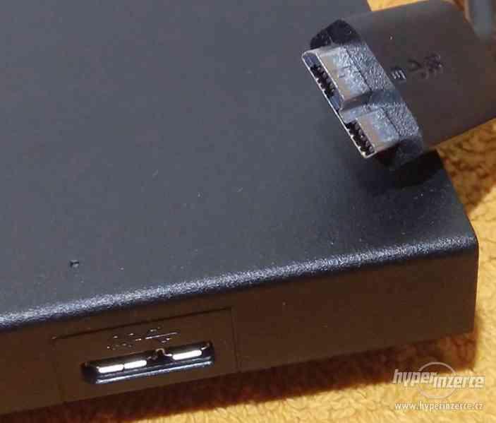 Rychlý externí HDD Seagate 1TB -slim!!! - foto 10