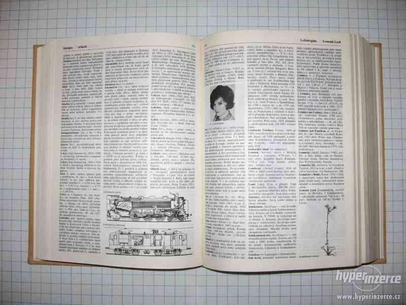 Ilustrovaný encyklopedický slovník ( tři svazky ) - foto 3