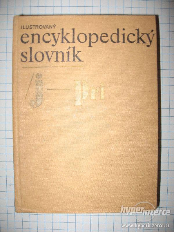 Ilustrovaný encyklopedický slovník ( tři svazky ) - foto 2