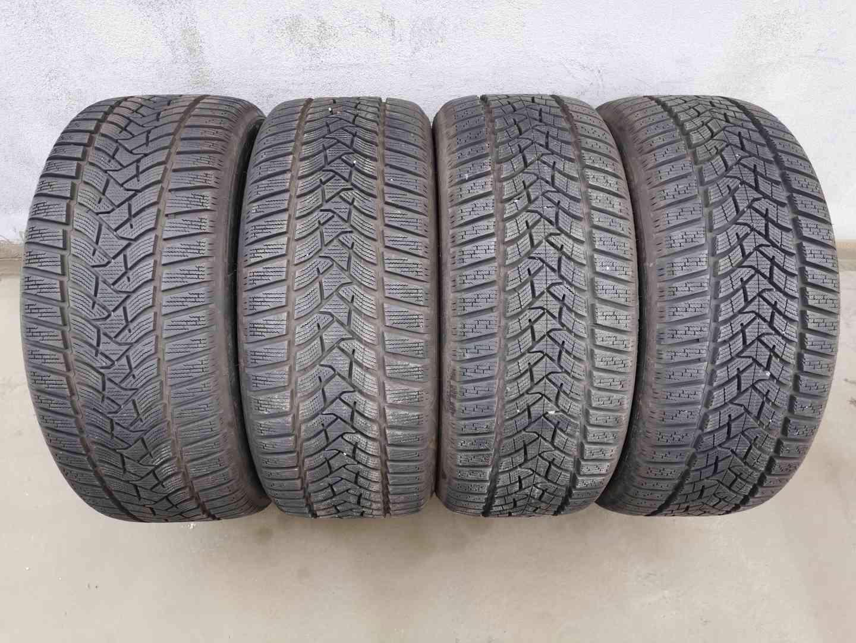 235/45R18 98V Dunlop Winter Sport 5 zimní pneumatiky 9,5mm - foto 1