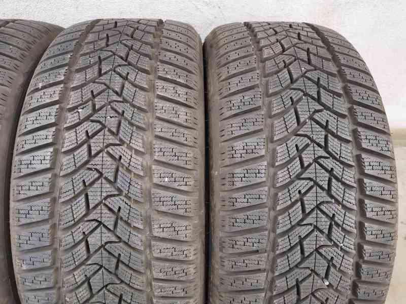 235/45R18 98V Dunlop Winter Sport 5 zimní pneumatiky 9,5mm - foto 3