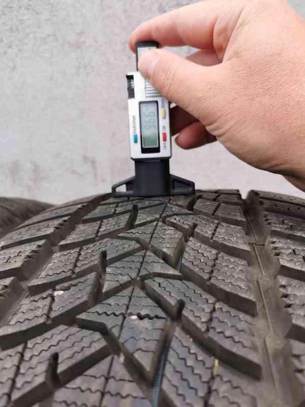 235/45R18 98V Dunlop Winter Sport 5 zimní pneumatiky 9,5mm - foto 5