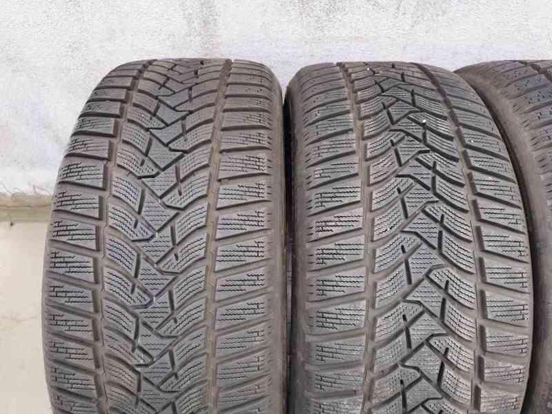 235/45R18 98V Dunlop Winter Sport 5 zimní pneumatiky 9,5mm - foto 2