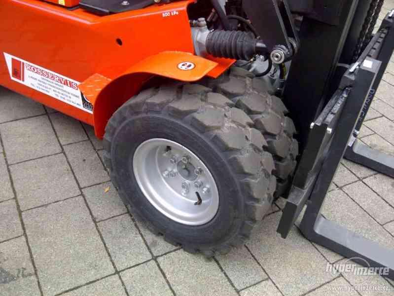 Vysokozdvižný vozík DESTA DVHM 2522 LX - foto 3