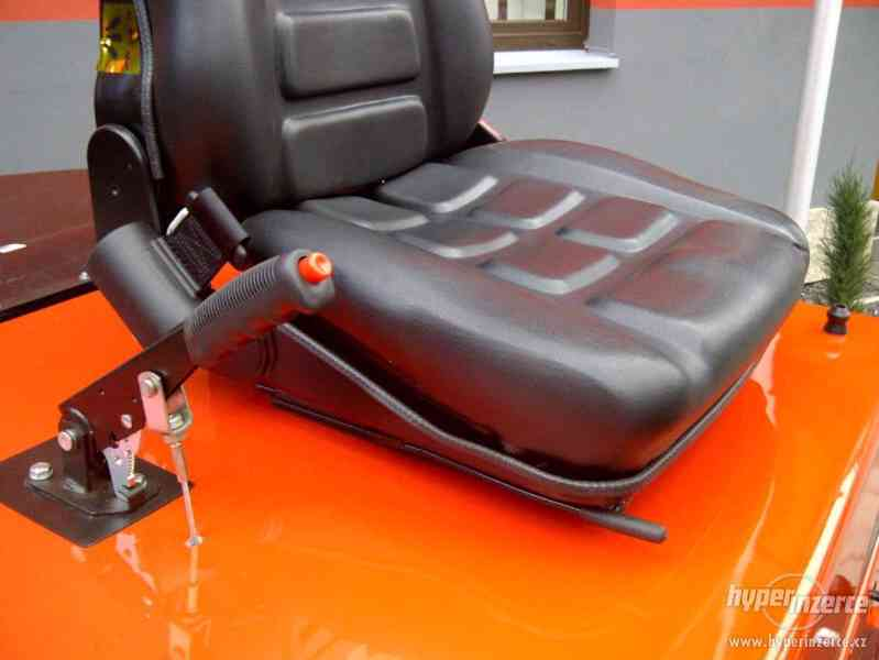 Vysokozdvižný vozík DESTA DVHM 2522 LX - foto 4