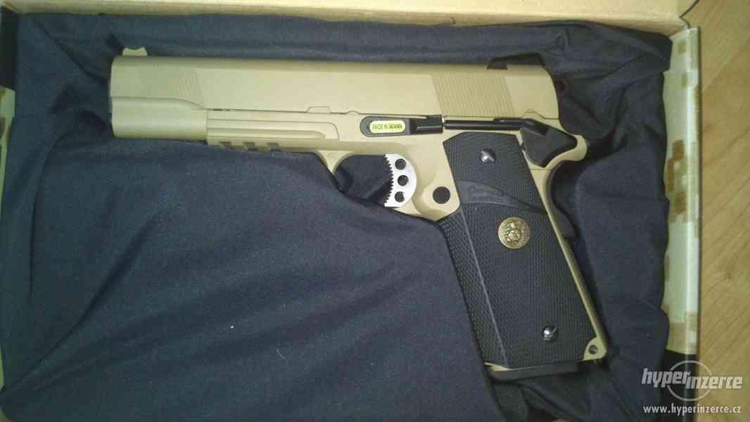 Colt 1911 od WE
