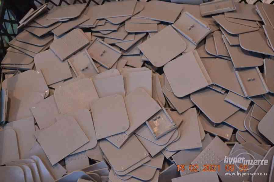 Plastová krabička - organizér 250 x 160 x 45 mm - pro kutily - foto 3