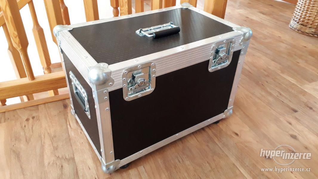 Univerzální case kufr 505x300x300 stále aktuální - foto 1