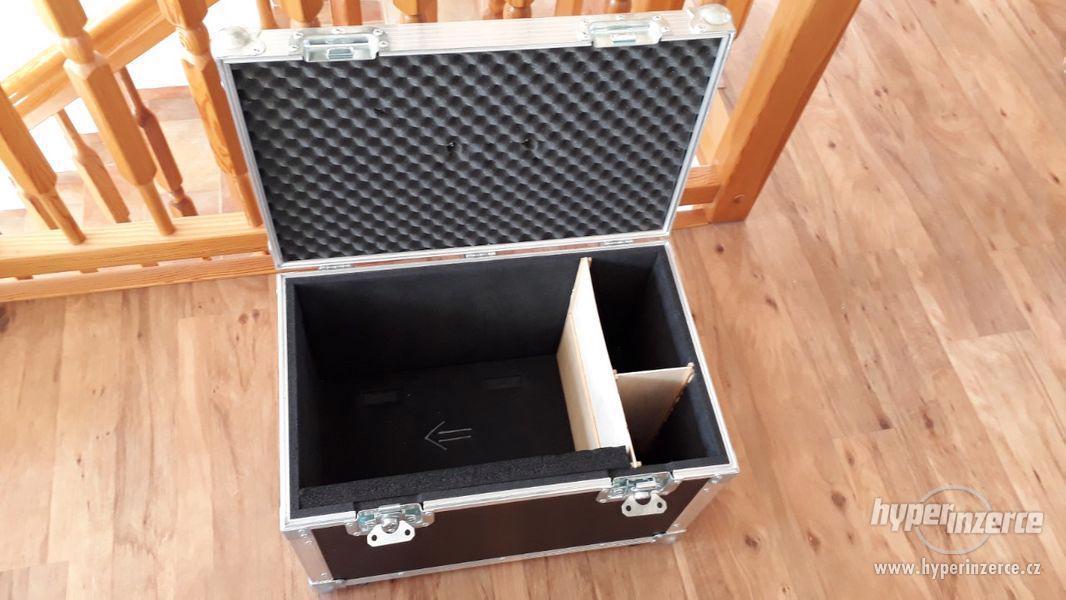 Univerzální case kufr 505x300x300 stále aktuální - foto 3