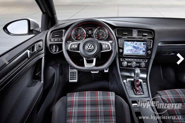 GTI / RS pedály nerez Š. Octavia3 / VW Golf7 Prodám RS / GTI - foto 6