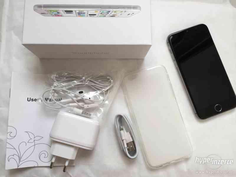 Luxusní Phone6 Quad Core 1.3GHz 13.0 Mpix 1GB RAM dualsim. P - foto 4
