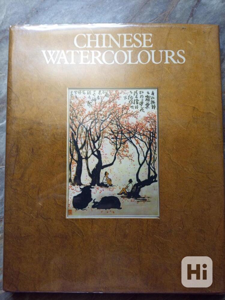 Kniha Chinese watercolours - 1980 - Josef Hejzlar - foto 1