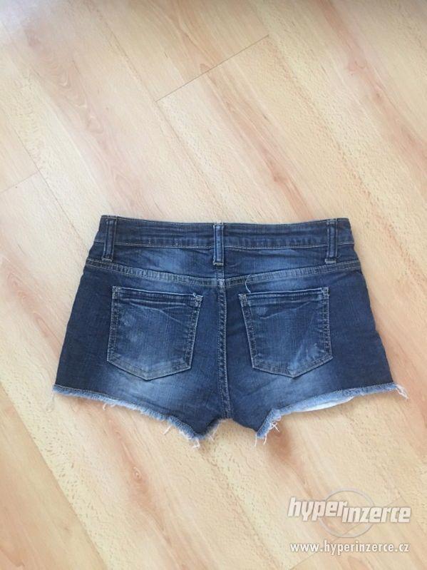 Dívčí značkové jeans kraťasy z USA, S - foto 2