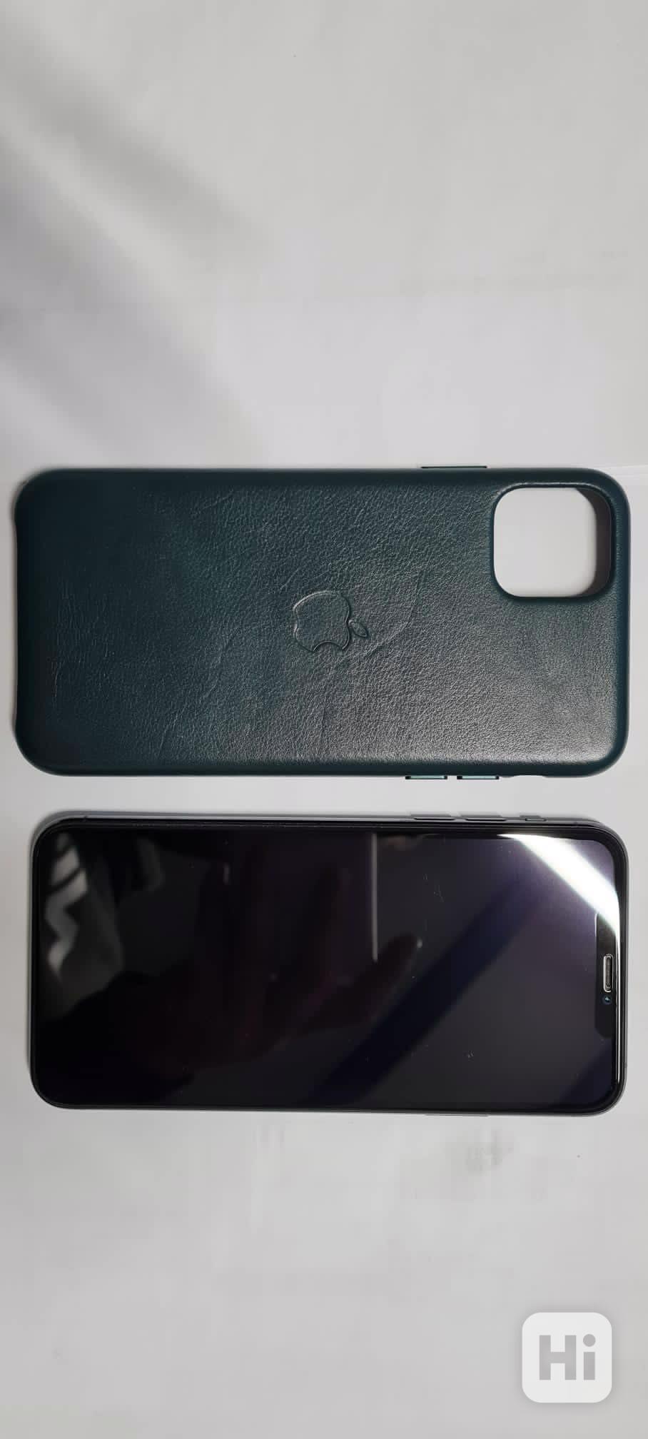 Apple iPhone 11 Pro Max 64GB půlnočně zelený - foto 1