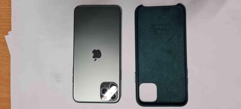 Apple iPhone 11 Pro Max 64GB půlnočně zelený - foto 4