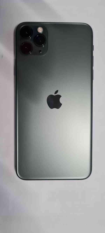 Apple iPhone 11 Pro Max 64GB půlnočně zelený - foto 3