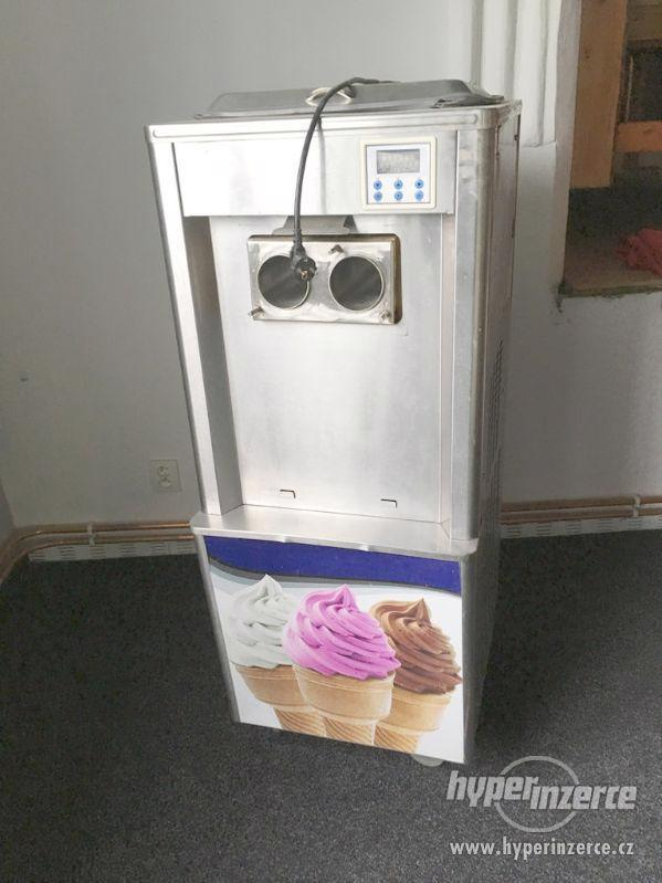 Zmrzlinový stroj s nášlehem BQ332N - foto 4