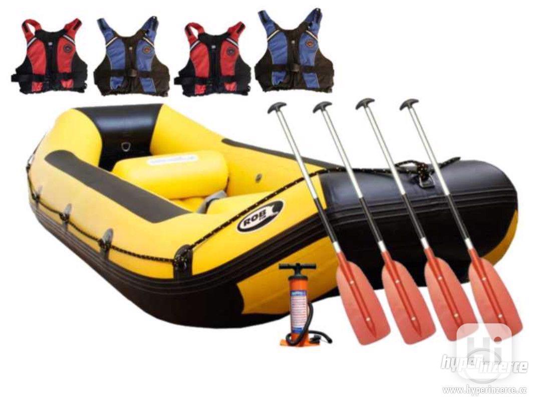 SET - Raft Hobit 400 ROBFin - foto 1