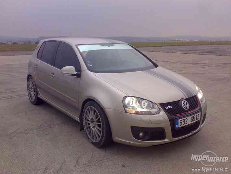prodám spoilery - body kit VW Golf IV GTI pro přestavbu