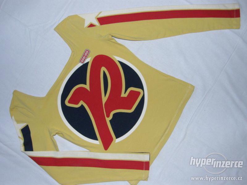 Nádherné luxusní tričko Replay - 38