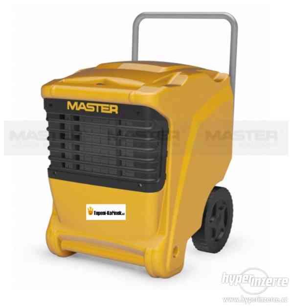 Profesionální odvlhčovač MASTER DHP 65 (nový)