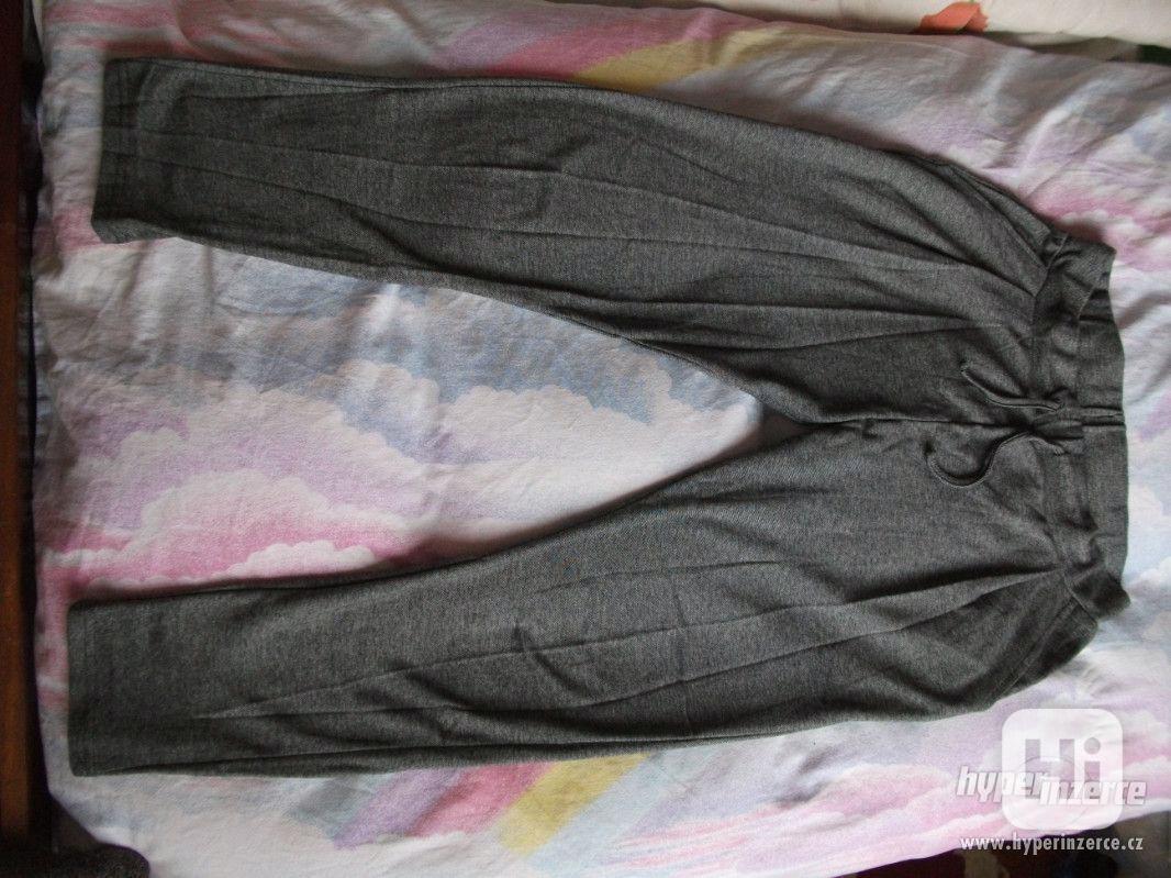 Dámské volnočasové kalhoty vel.L - foto 1