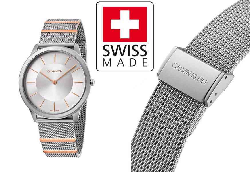 Dámské Calvin Klein, Swiss Made, nové, orig. balení, záruka
