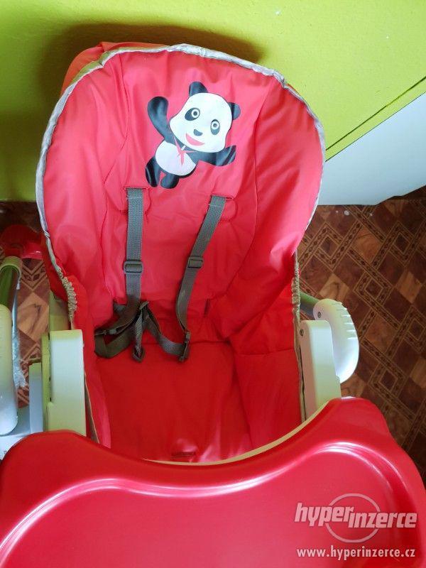 Jídelní židlička - foto 4