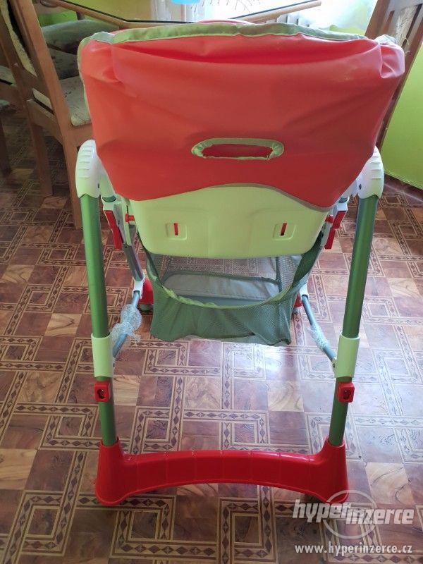 Jídelní židlička - foto 5