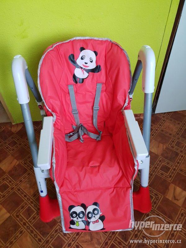 Jídelní židlička - foto 6