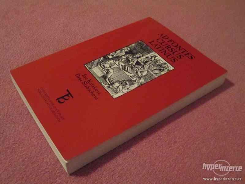 Nová učebnice Latiny AD FONTES CURSUS LATINUS,2009