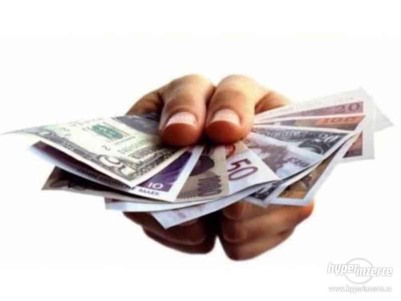 Bezpečná, rychlá a sebevědomá nabídka půjčky