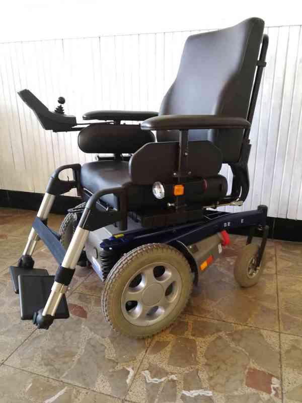 Invalidní vozík Puma Beatle elektrický