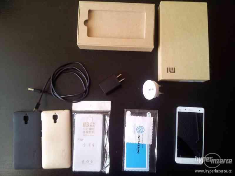 Xiaomi Mi4 + příslušenství