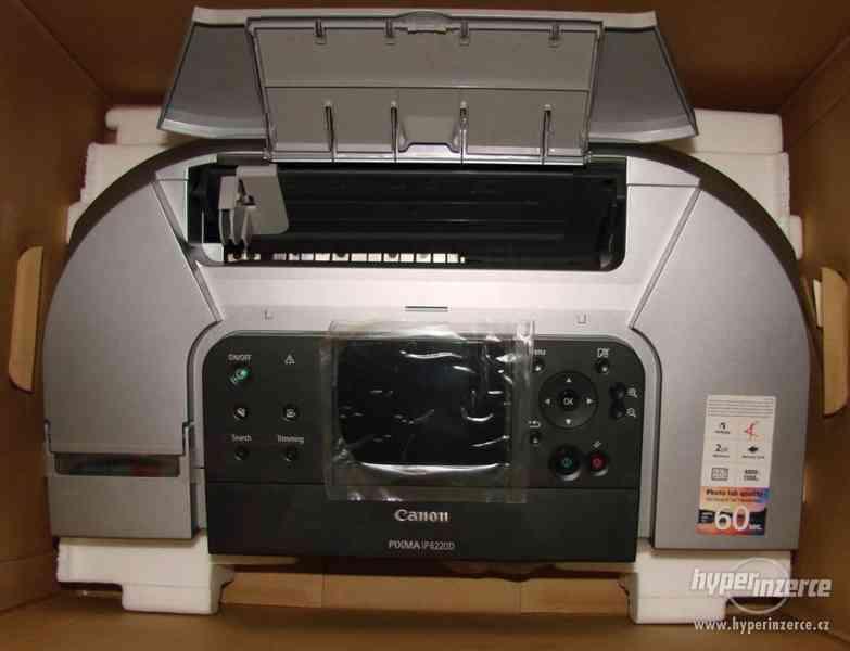 Canon Pixma IP6220D, toner laserová tiskárna - foto 1