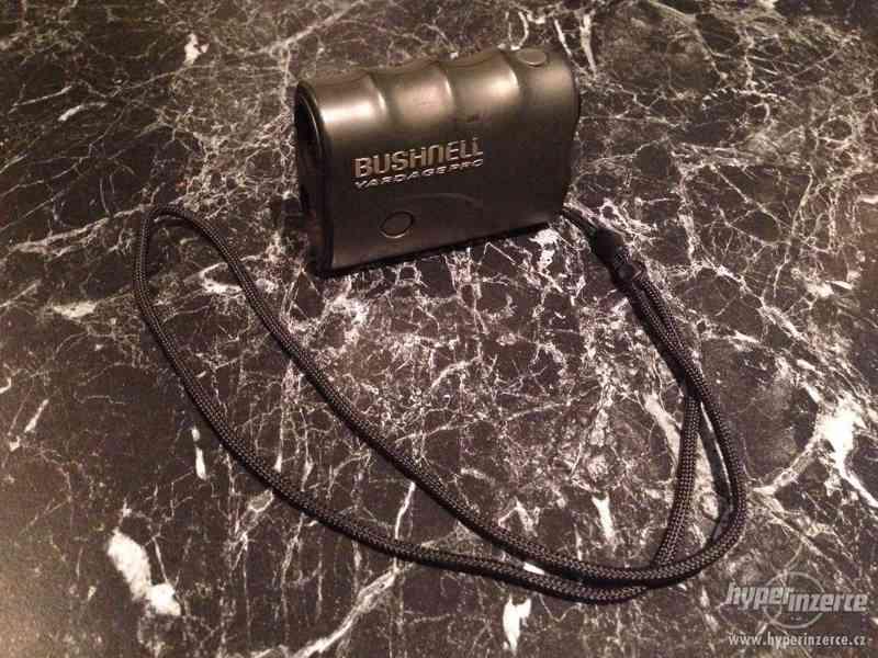 Použitý Bushnell rangefinder YardagePro na golf