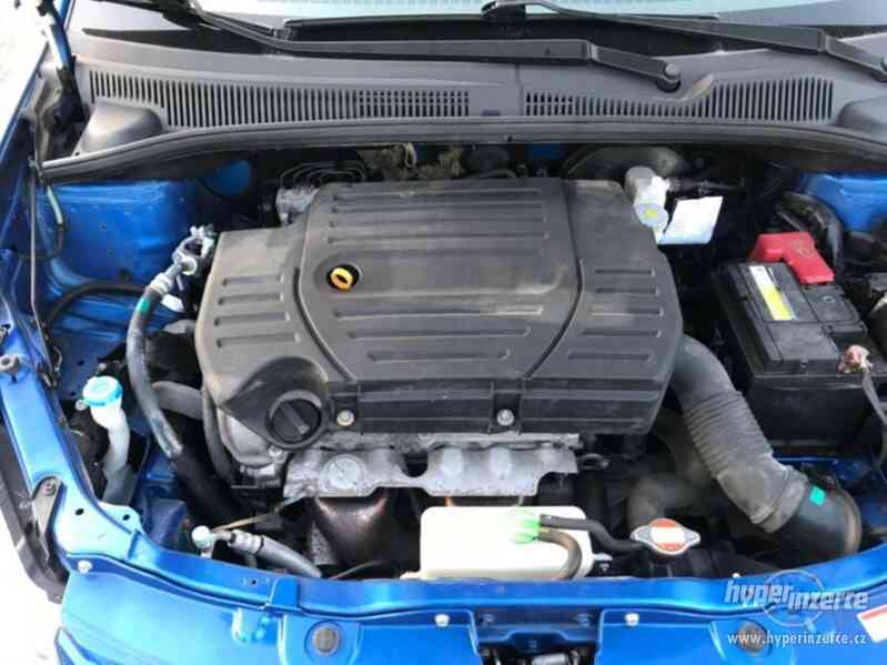 Suzuki SX4 1.6 VVT 4x4 benzín 88kw - foto 11