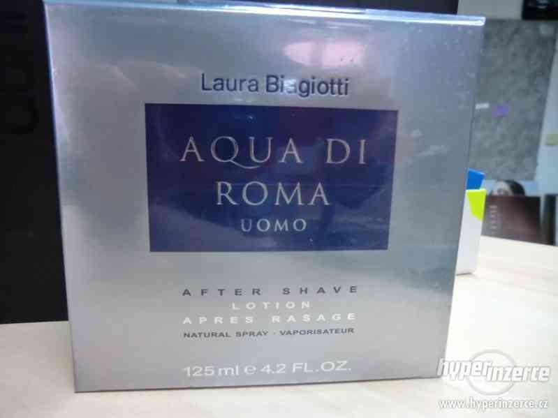 Laura Biagiotti AQUA DI ROMA voda po holení 75ml - foto 1