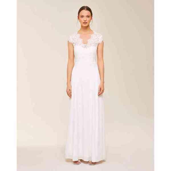 Ivy&Oak - Svatební šaty Lace Velikost: 38 - foto 3