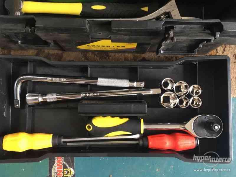 Box s nářadím, plastový kufřík s nářadím CRONIMO - foto 2