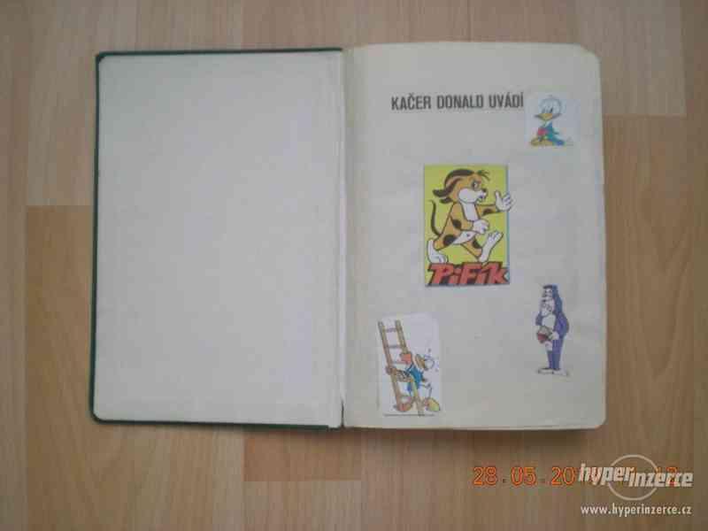 obrázkové komiksy PIF, PIFík, Pepek námořník, Méďa Béďa atd. - foto 1