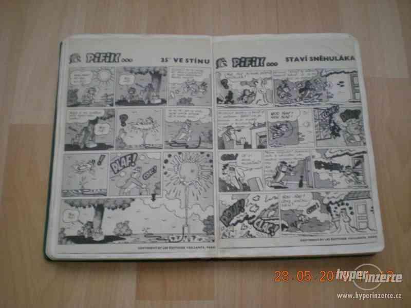 obrázkové komiksy PIF, PIFík, Pepek námořník, Méďa Béďa atd. - foto 7