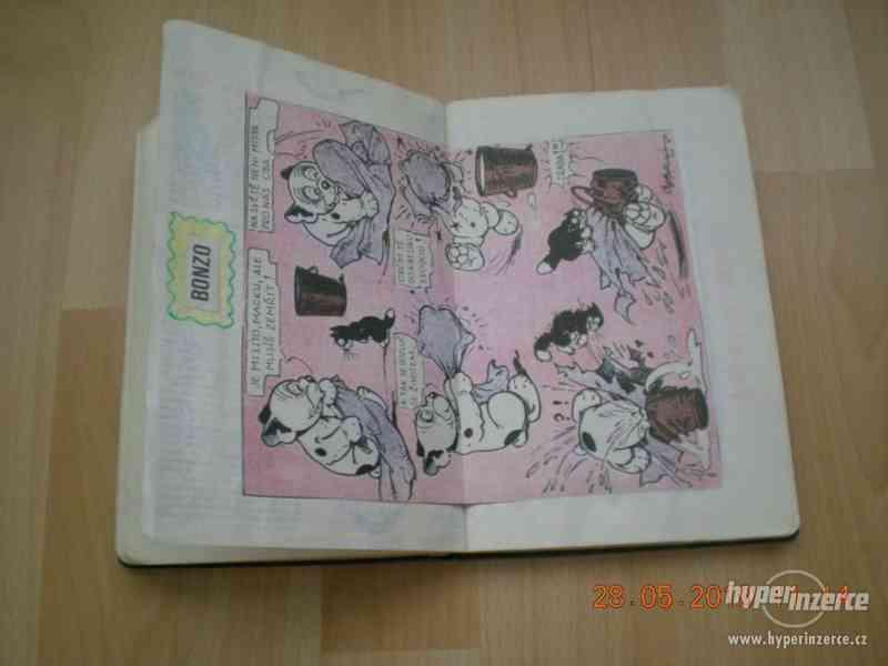 obrázkové komiksy PIF, PIFík, Pepek námořník, Méďa Béďa atd. - foto 16