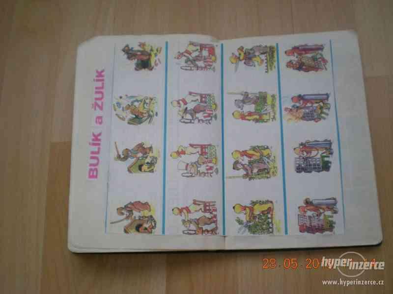 obrázkové komiksy PIF, PIFík, Pepek námořník, Méďa Béďa atd. - foto 18