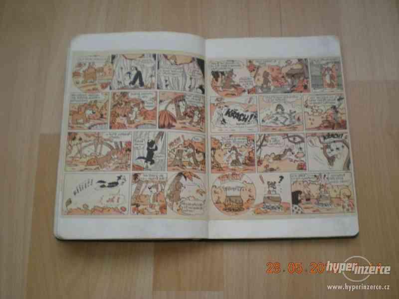 obrázkové komiksy PIF, PIFík, Pepek námořník, Méďa Béďa atd. - foto 20